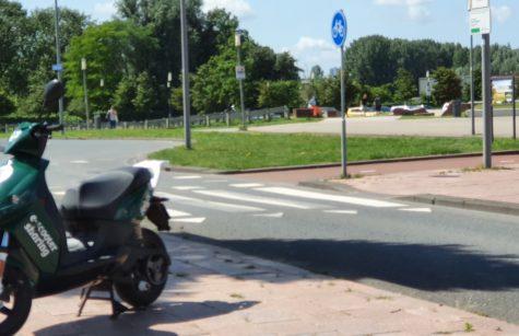 scooter Nesselande